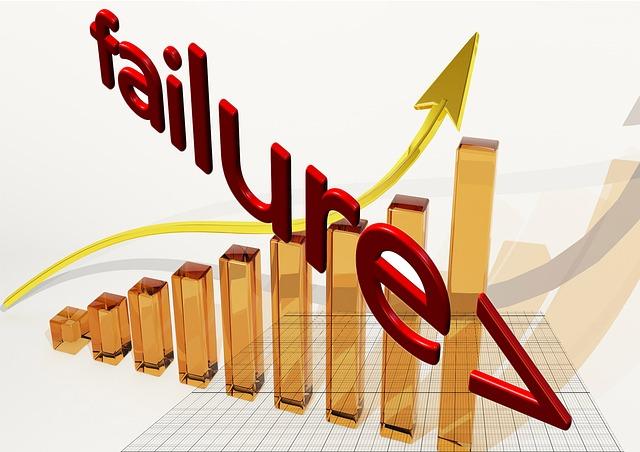 Fallimenti: nel 2015 rallenta la corsa ai tribunali
