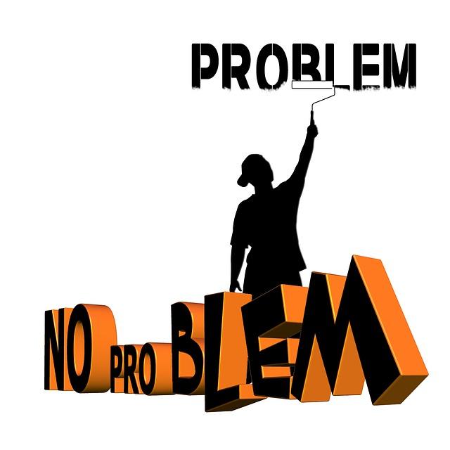 L'atteggiamento no problem