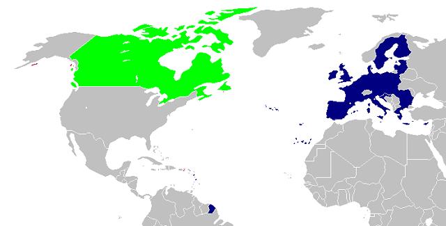 Commercio internazionale: finalmente conclusa la revisione giuridica del trattato Ue – Canada (CETA)