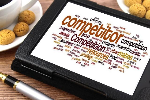 I competitor sui mercati esteri