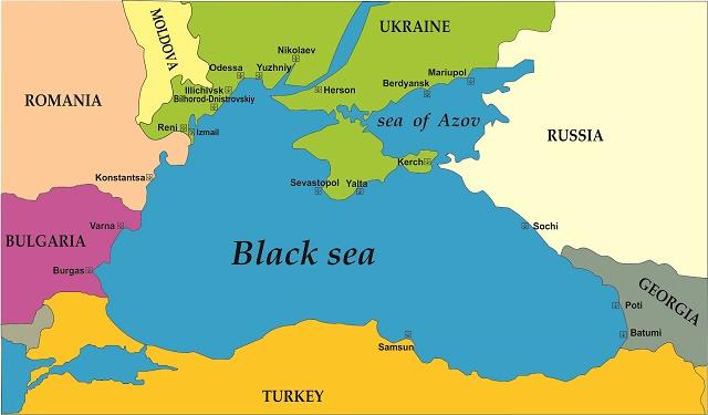 Il Mar Nero e le rotte dell'export