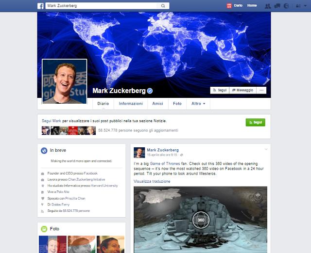 4 CEOs da seguire sui 4 Social Networks più diffusi