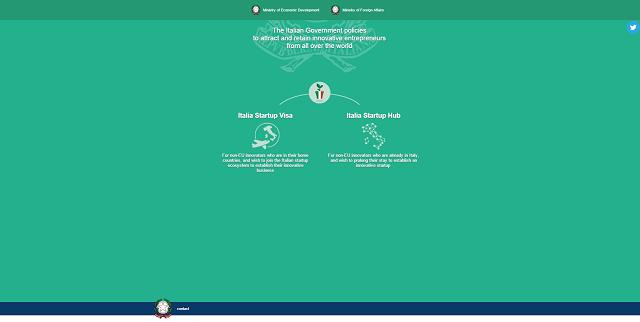 Italia Startup Hub: online il nuovo portale per favorire la permanenza in Italia di innovatori non Ue