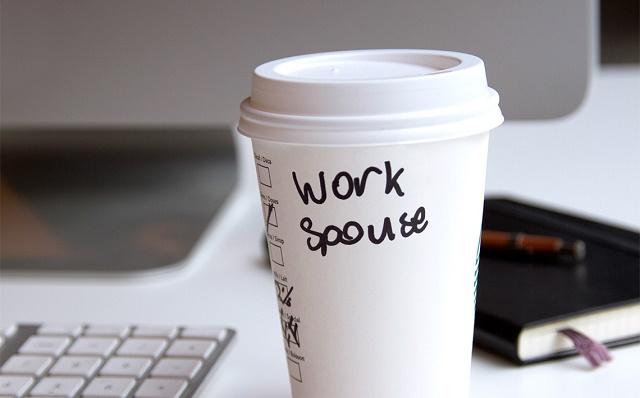 L'importanza del work spouse