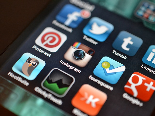 3 social-news: Twitter, Facebook e Instagram