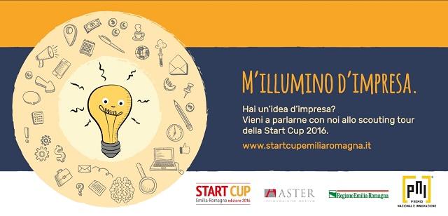 Start Cup Emilia Romagna