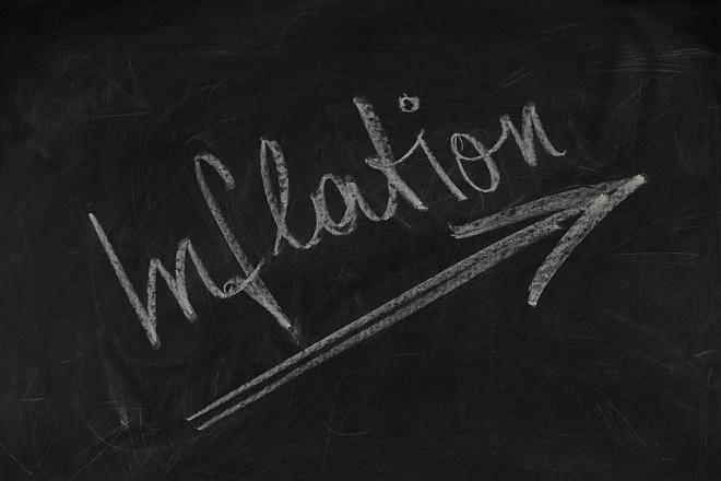 L'inflazione registra un lieve rialzo