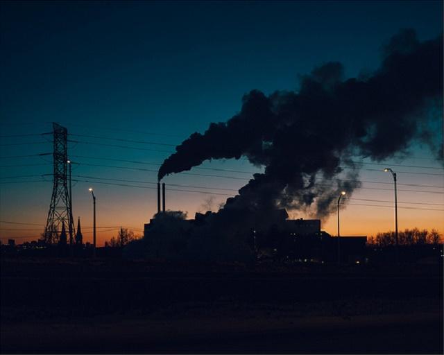 La produzione industriale si è fermata