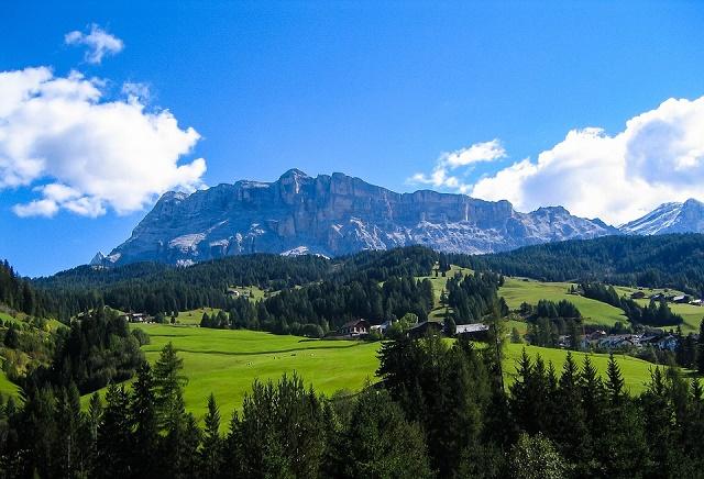 Lo sviluppo in alta quota: quanto vale la montagna italiana