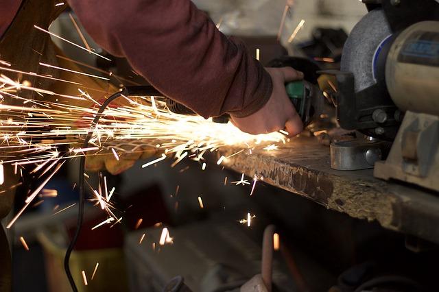 Produzione industriale in recupero