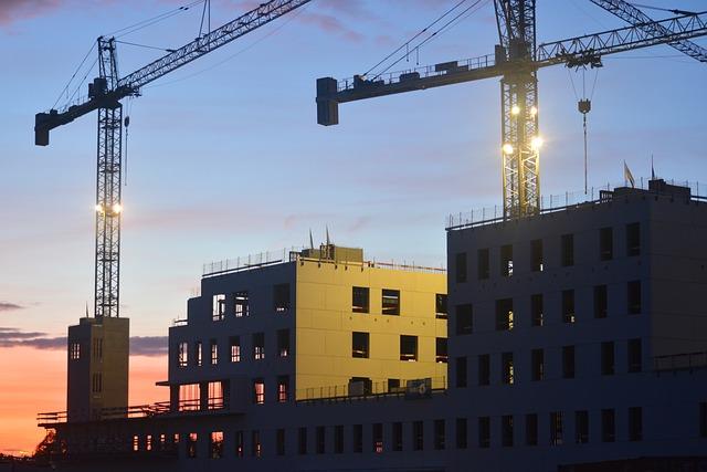 In aumento produzione e costi di costruzione