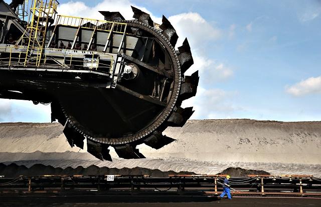 Le flotte da miniera russe utilizzano ricambi italiani di qualità