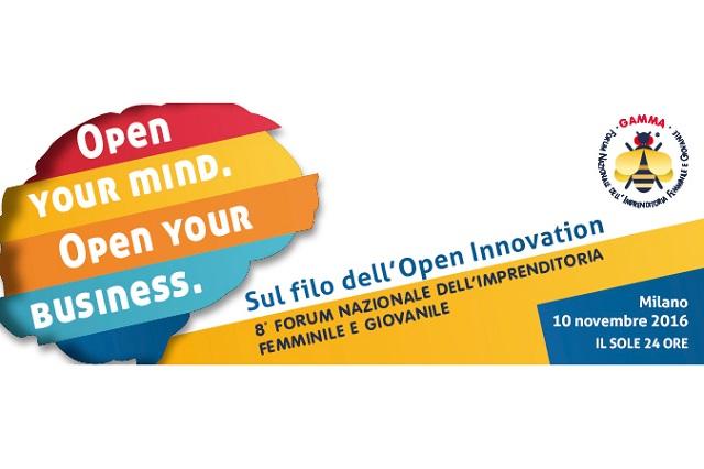 Premio Gammadonna 2016, per giovani imprenditori