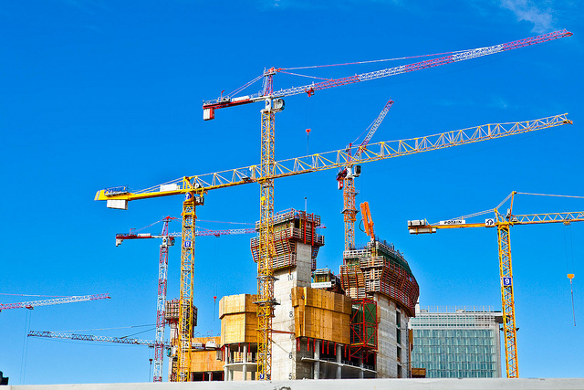 A maggio 2017 produzione nelle costruzioni +2,9%, costo di un fabbricato residenziale +0,5% su anno