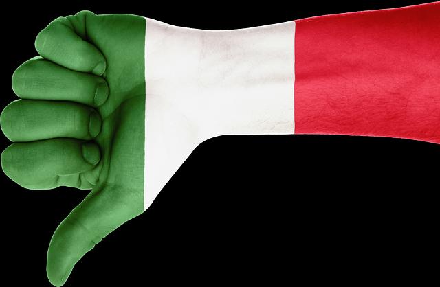 Italia a rischio stagnazione anche nella seconda metà 2016