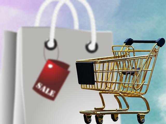 Più lento il tasso di calo delle vendite al dettaglio di agosto