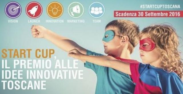 Start Cup Toscana 2016: un premio per le idee di impresa innovative