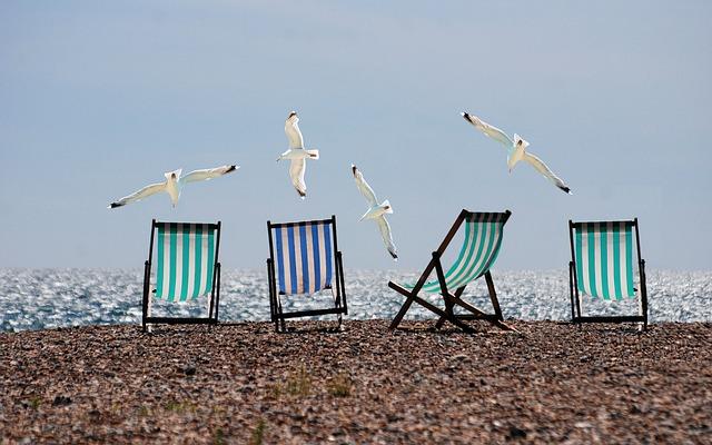 Estate: Coldiretti/IXE', 8,2 milioni di italiani in vacanza a settembre