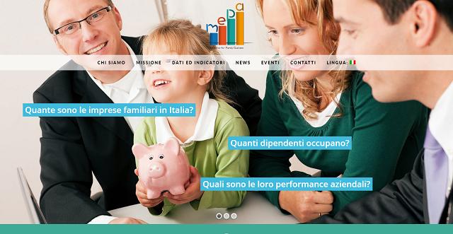 Progetto MEPA: online familybusinessmodel.eu, il sito dell'osservatorio sulle imprese familiari