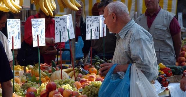 L'Italia torna in deflazione