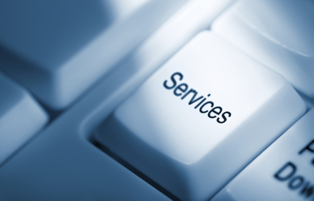 Fatturato dei servizi in crescita