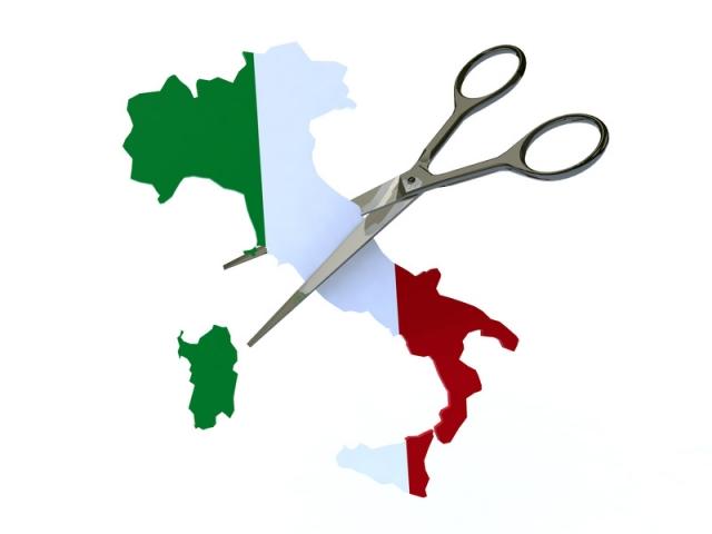 Conti economici territoriali: il Nord doppia il Sud