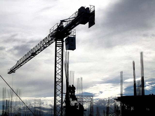 Costruzioni: produzione in calo