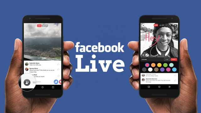 Sempre più live-video. E in 360: in arrivo per tutti, su Facebook, a gennaio