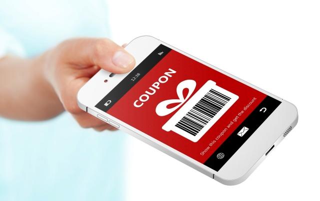 Il segreto di un ottimo livello di engagement? I coupon per smartphone o tablet