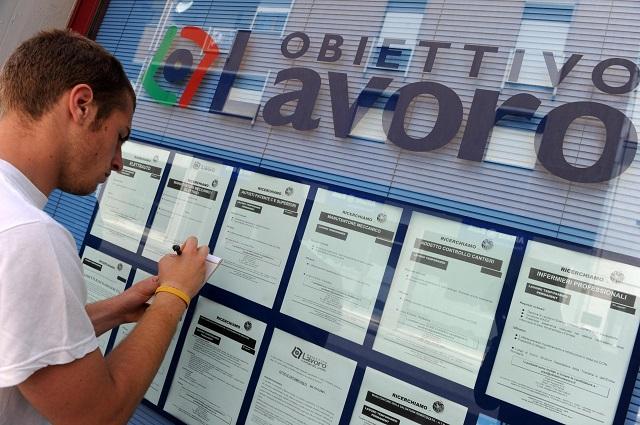 La disoccupazione giovanile risale sopra il 40%