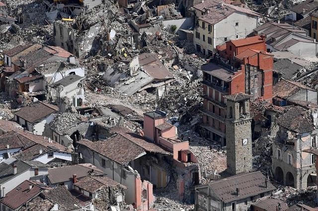 Sisma Centro Italia: ulteriori chiarimenti sulla circolare per le agevolazioni