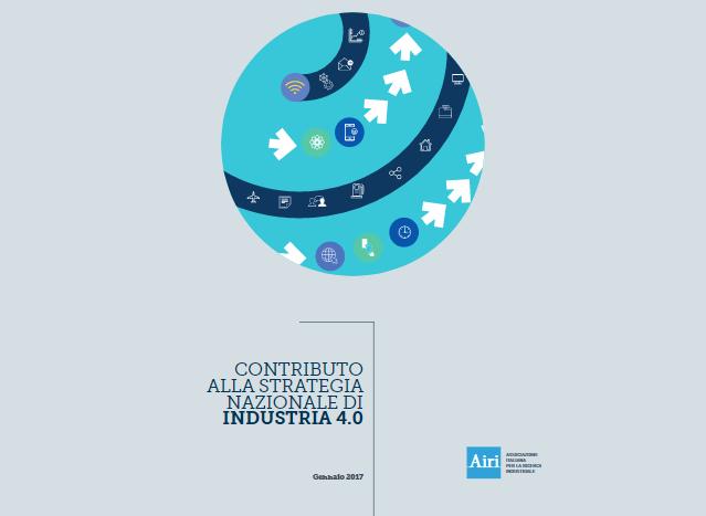 Industria 4.0: il contributo Airi alla strategia nazionale