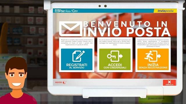 Industria 4.0: da oggi la posta arriva in tabaccheria grazie a Posthello!city
