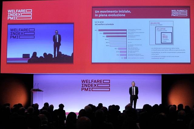 Welfare Index PMI presenta il Rapporto 2017. Al via il primo rating di welfare aziendale per le imprese
