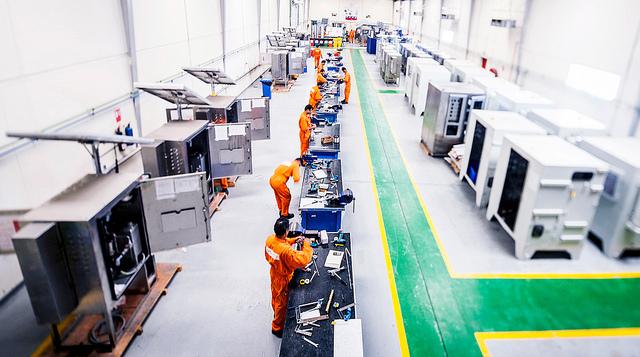 Industria del Veneto: nel 2016 si consolida la propensione ad investire