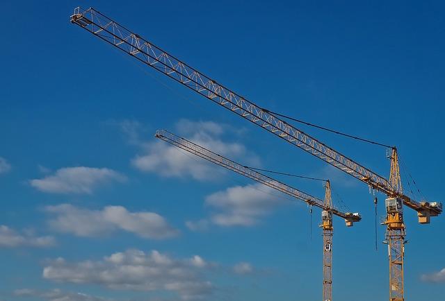 Segnali di ripresa dalle costruzioni