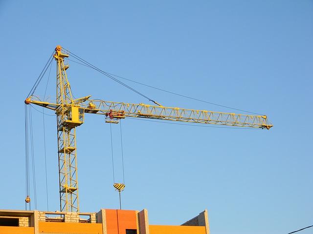 Segnali di ripresa dall'edilizia