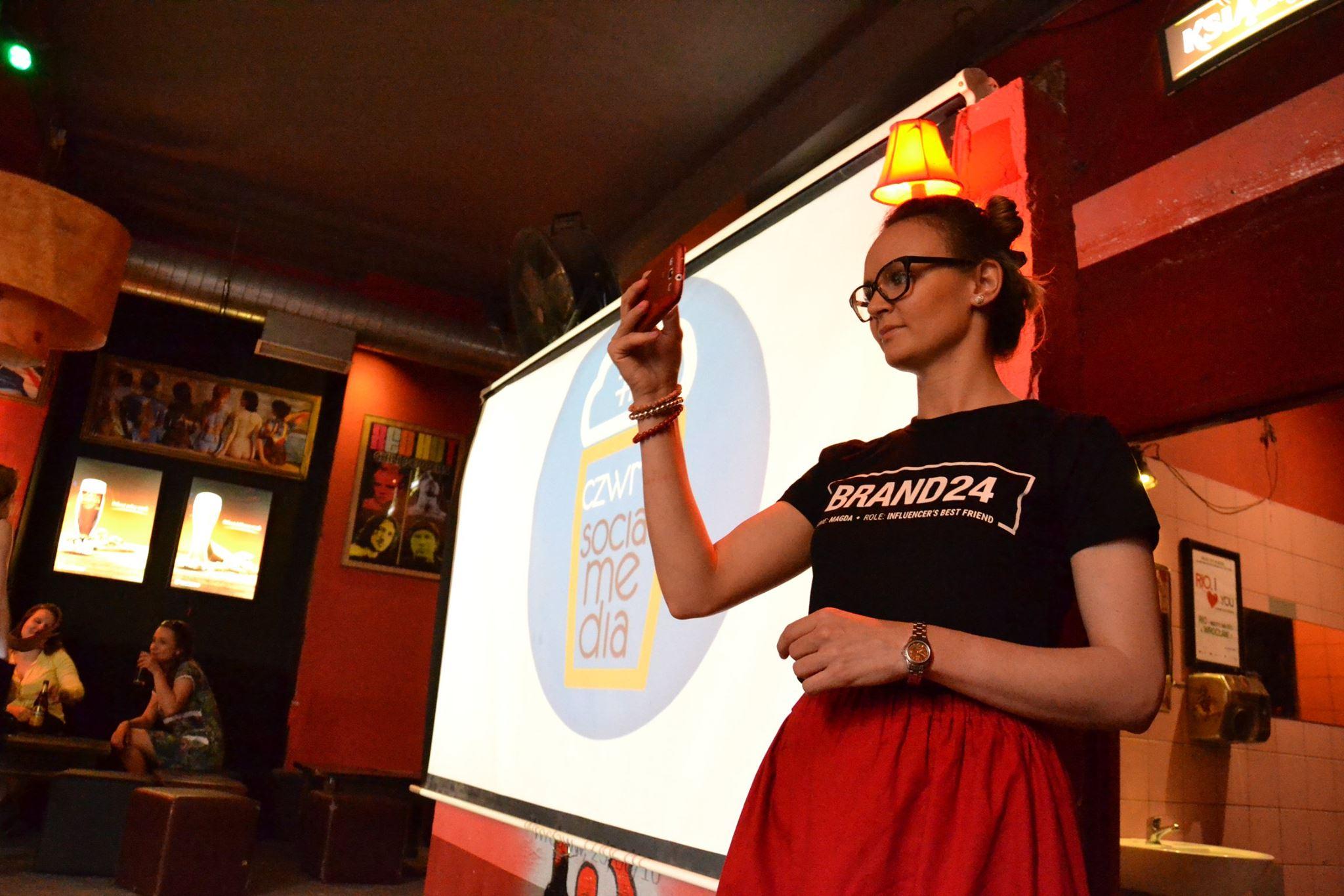 Polonia: #DigitalTalk con Magdalena Urbaniak