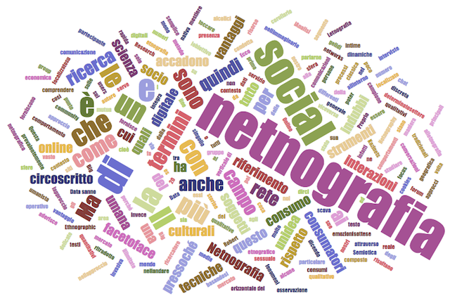 Un tocco di scienze umane nell'era degli algoritmi: la Netnografia