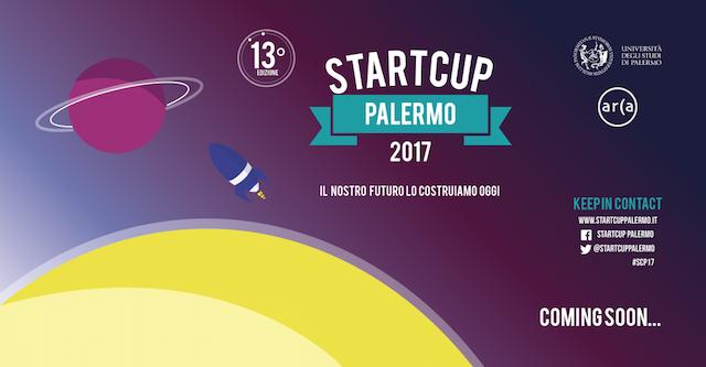 Al via la tredicesima edizione di StartCup Palermo