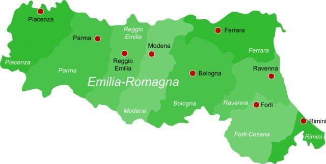 Nel primo trimestre 2017l'export dell'Emilia-Romagna arriva a 14,6 miliardi di euro: +8,9%, l'aumento più alto dal 2011