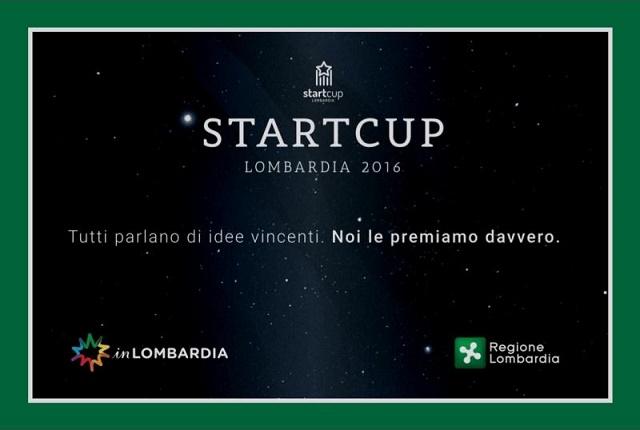 StartCup Lombardia 2017 premia le migliori idee di impresa ad alto contenuto innovativo