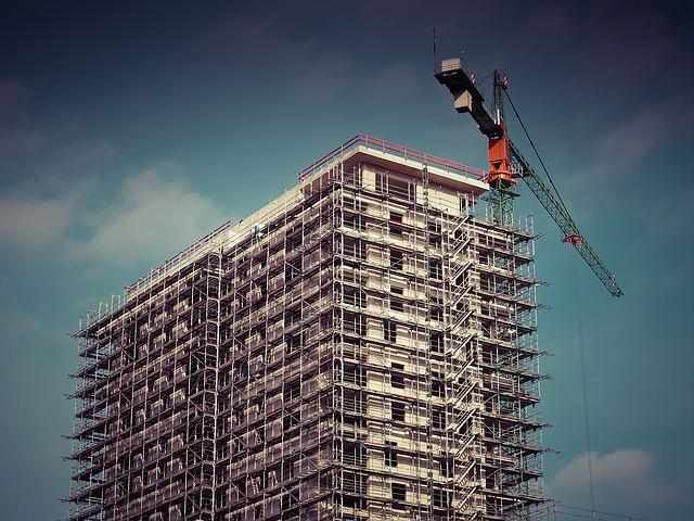 Segnali positivi per l'edilizia residenziale