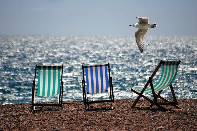 Coldiretti: il caldo spinge le ultime partenze, 21 milioni in vacanza ad agosto