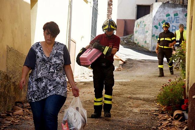 Sisma centro Italia, agevolazioni per le aree colpite