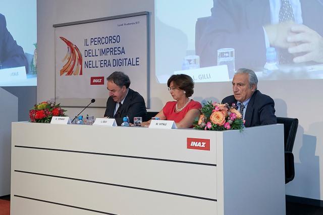 Trasformazione digitale: l'87% degli italiani ottimista sugli effetti della digitalizzazione, l'85% dei lavoratori disposto ad aggiornarsi. Il punto sulle opportunità per le imprese dal convegno Inaz