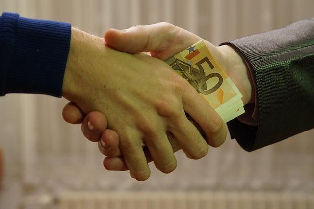 La corruzione in Italia: il punto di vista delle famiglie