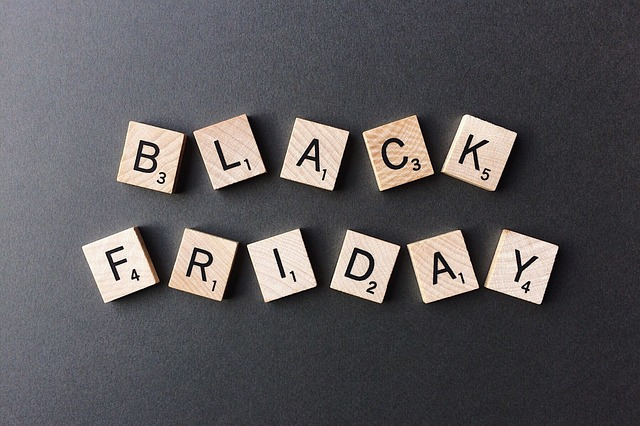 Black Friday: i numeri e il (sorprendente) prodotto più venduto da Amazon.it
