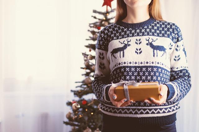 Le donne, regine degli acquisti di Natale