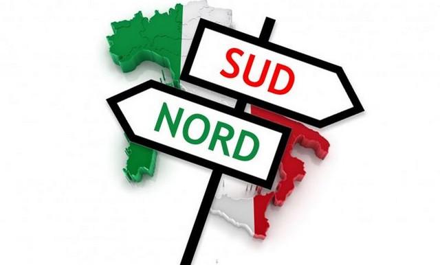 Istat: il Pil pro capite del Sud è quasi la metà di quello del Nord
